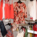 Bright Spring Fashions at Denise