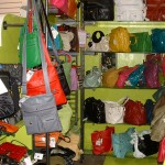Handbags at Kensington Market