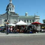 Farmers Market, Market Square Kingston