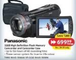 Panasonic High Definition Camcorder at Future Shop