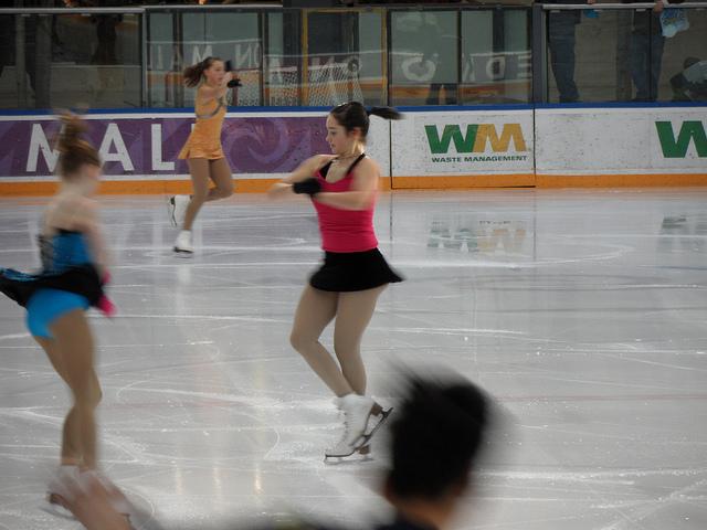 Indoor Skating Rink by 2sirius