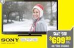 Sony Bravia 46 inch HDTV at Best Buy Canada