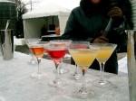 Icewine Martinis by Craig Hatfield