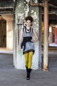 Tunic from Dinh Ba Design, $140