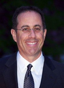 Jerry Seinfeld, photo by David Shankbone