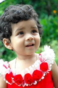 Cute Girl by Partha Sarathi Sahana on flickr