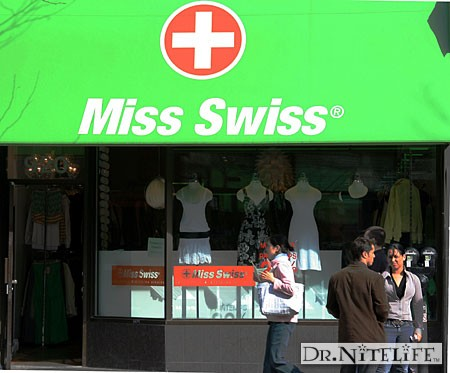 Miss Swiss, Montreal