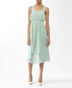 Forever 21 Layered Chiffon Dress, $24.80