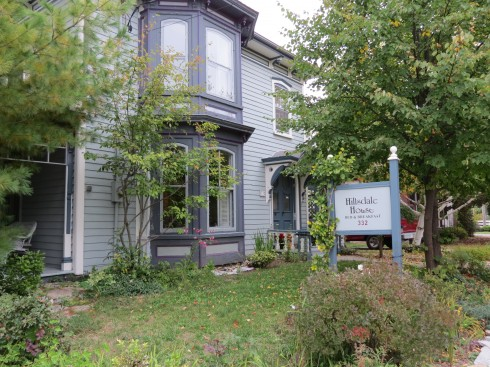 Hillsdale House, Bloomfield, Prince Edward County