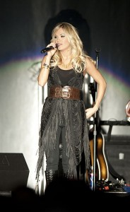 Carrie Underwood, photo by Matthew Wittkopp