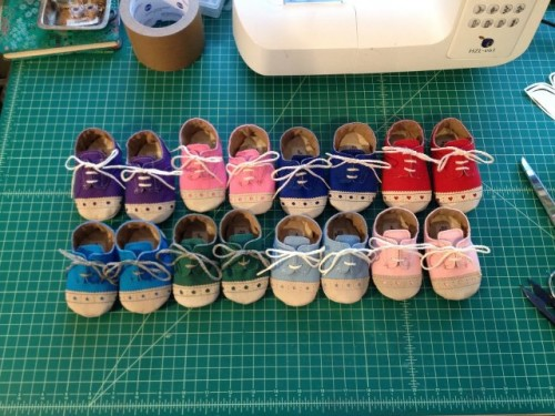 Ajalor baby girl and boy shoes