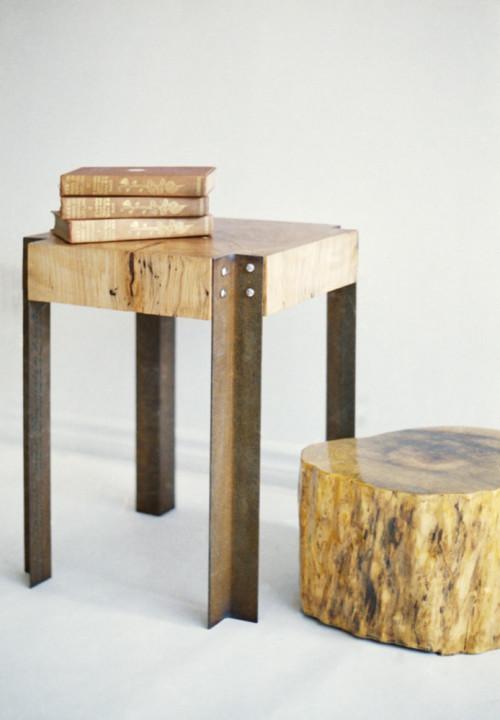 Repurposed Table from Objektkul at Leslieville Flea