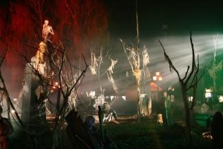 Halloween Haunt at Canada's Wonderland, Toronto