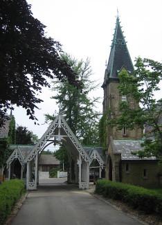 Necropolis Cemetery in Toronto by SimonP