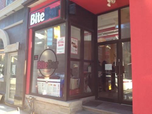 Bite Bar at 57 Elm Street