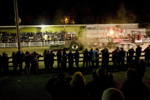 Tractor Pull at Bobcaygeon Fall Fair by Jason Edward Scott Bain