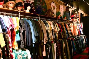 Vintage Clothing Swap in Toronto, photo stevendepolo