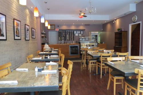 Beach Hill Restaurant, 1917 Gerrard St. E.