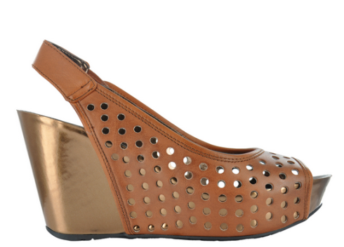 Wedge from Kenneth Cole at Town Shoes, $110
