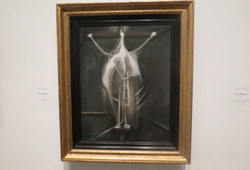 Crucifixion, 1933, oil on canvas by Francis Bacon