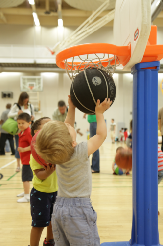 Healthy Kids Day at the YMCA