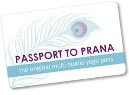 Passport to Prana provides access to the best yoga classes in Toronto