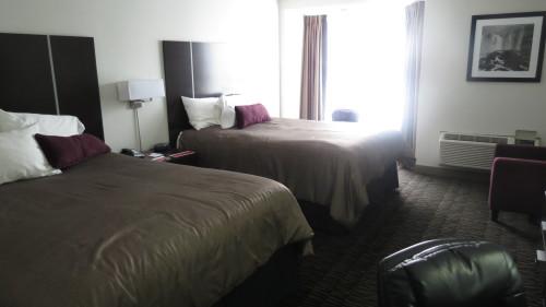 Deluxe Queen Room at Ramada Plaza Niagara Falls