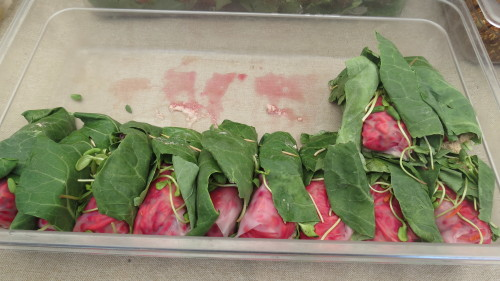 Spring Roll Wraps, $6, from Earth + City