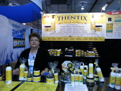 Thentix A Touch of Honey Skin Care