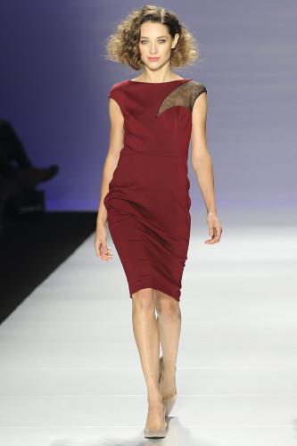 Rachel Sin Show at World MasterCard Fashion Week