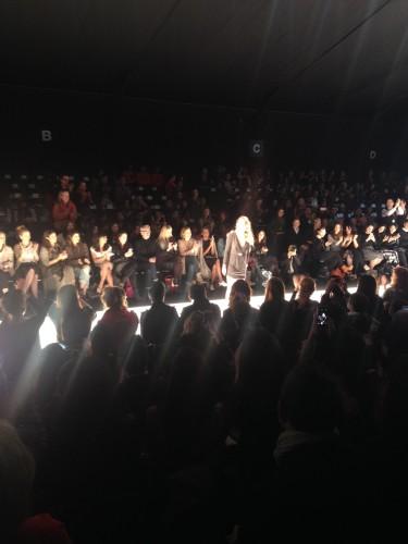 Rachel Sin Show at World MasterCard Fashion Week in Toronto