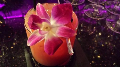Virgin Fruit Cocktail at America Restaurant