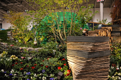 Canada Blooms at the Direct Energy Centre, Toronto