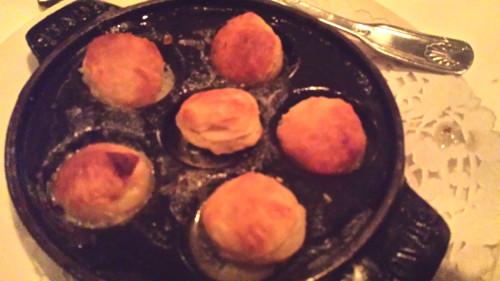 Baked Escargot at Morton's Steakhouse