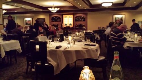 Morton's Steakhouse in Toronto