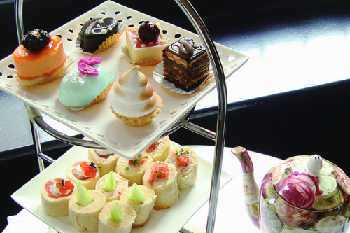 Afternoon Tea at the Windsor Arms Hotel