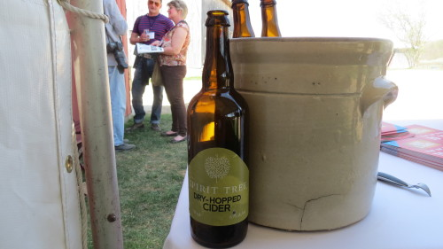 Spirit Tree Estate Cidery Dry Hopped Cider
