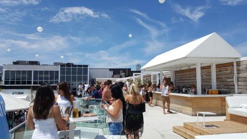 Cabana Pool Bar, Toronto