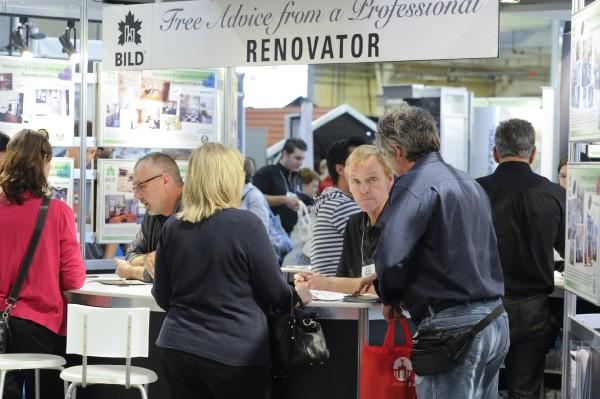 Destination Renovation at Toronto Fall Home Show
