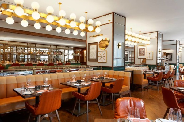Cafe Boulud at the Four Seasons Hotel, Toronto