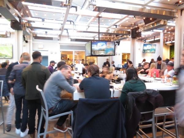 Cactus Club Cafe in Toronto