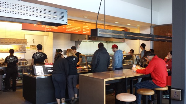 Chipotle Mexican Grill at Shops at Don Mills