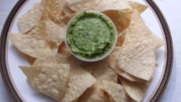 Chips and Guac from Chipotle Mexican Grill