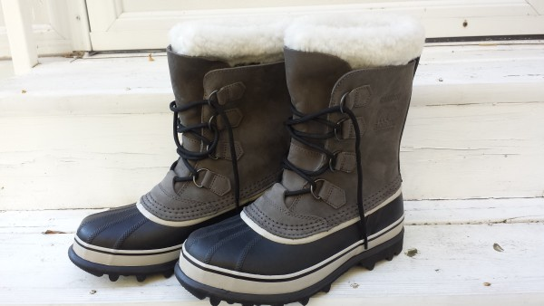 Sorel Caribou Women's Boots in Shale