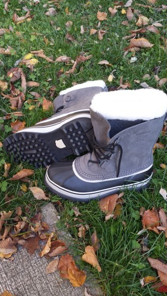 Treads on Sorel Caribou Women's Boots
