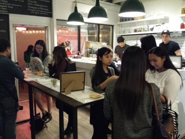 Bugigattolo Kitchen Liberty Village Media Preview on Dec. 1 2015
