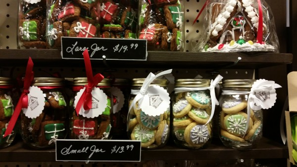 Festive Goodies at One of a Kind Christmas Show 2015