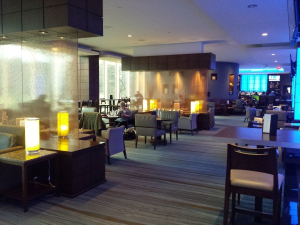 The Chartroom Bar and Lounge at The Westin Harbour Castle