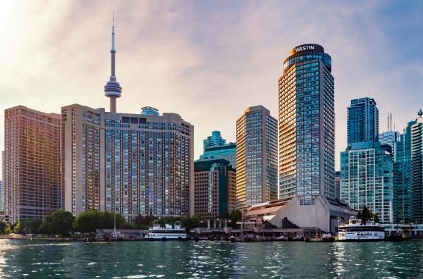 Westin Harbour Castle in Toronto