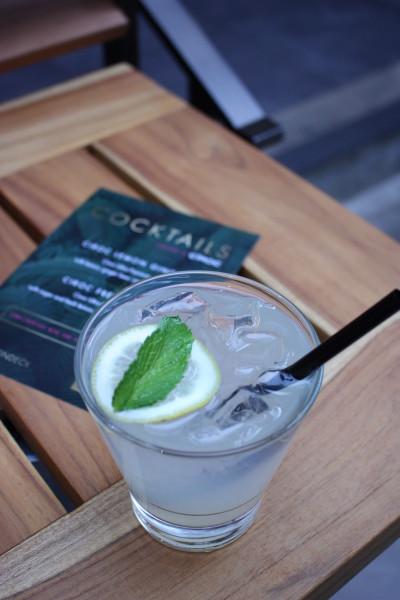 Ciroc Lemon Ginger at Cactus Club Cafe